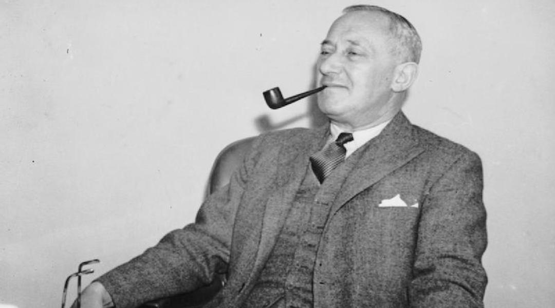 Emanuel Shinwell was a leading British Labour politician in the 1940s and 50s. (Wikimedia Commons)