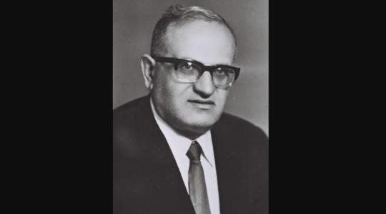 Shalom Levin