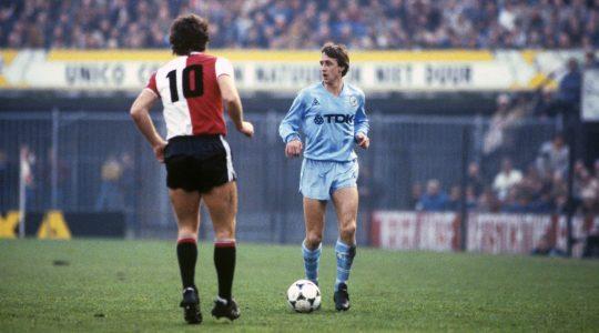 Feyenoord v Ajax
