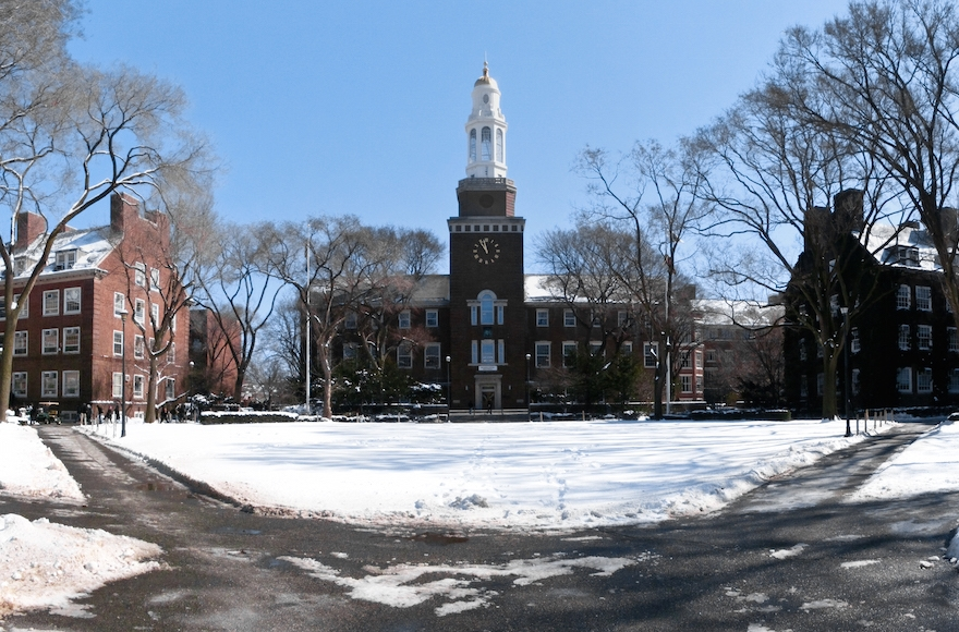 The East Quad at Brooklyn College. (Wikimedia Commons)