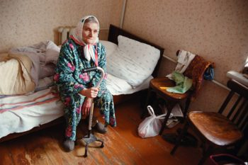 Officials at the American Jewish Joint Distribution Committee say that programs to feed the elderly in the former Soviet Union are suffering from a severe budget crunch. (JDC)