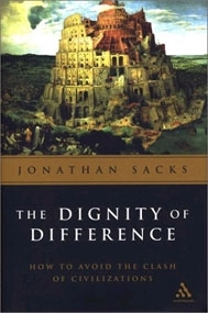Rabbi Jonathan Sacks´ controversial book, ´The Dignity of Difference.´ ()