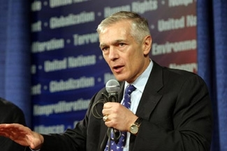 "Gen. Wesley Clark. (""Leadership for America, Inc."")"