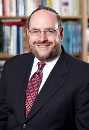 Rabbi Steven Wernick, the United Synagogue's new executive vice president and CEO, acknowledges that he is working to restore the effectiveness and credibility of the organization. (United Synagogue of Conservative Judaism)