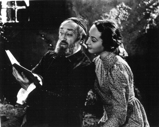 A scene from the 1939 movie ´Tevye.´ (Courtesy of the National Center for Jewish Film)