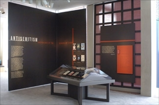 A U.S. Holocaust Memorial Museum exhibit about the Protocols of the Elders of Zion explores the history and impact of this forgery. (USHMM)