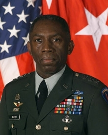 Lt. Gen. William Ward. (Courtesy of USAREUR)