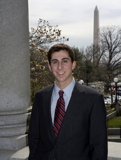 Jay Zeidman, the new White House liaison to the Jewish community. (Courtney Bowers/White House)