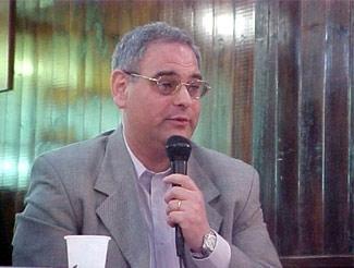 Rabbi Guillermo Bronstein, chief rabbi of Peru's largest synagogue. (Courtesy of Rabbi Guillermo Bronstein)
