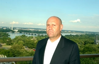 Mikey Weinstein, who is suing the U.S. Air Force. (Ron Sachs)