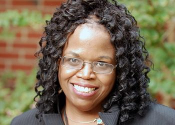 Alysa Stanton, a rabbinical student at Hebrew Union College in Cincinnati, is preparing to be ordained as the first African-American female rabbi in May, 2009. (Janine Spang )