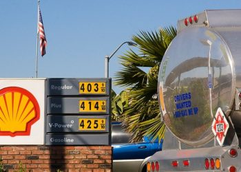 Intensified talk of an Israeli attack on Iran is helping fuel the soaring prices at American gas pumps. (Kevin Baird/Creative Commons)