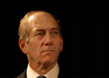 Ehud Olmert's announcement of his intention to resign may be the end of a long political career.  (Brian Hendler)