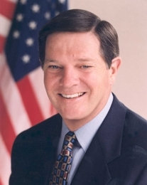 House Majority Whip Tom DeLay. ()