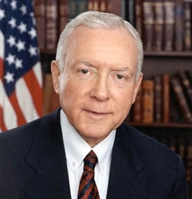 Sen. Orrin Hatch (R-Utah), the incoming chairman of the Senate Judiciary Committee. (office of Orrin Hatch)