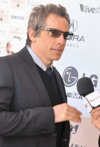 Ben Stiller, here at the 2011 Independent Spirit Awards, is set to produce, direct and star in a new HBO show about a Jewish family from Washington. (Photo by LGEPR by Creative Commons)