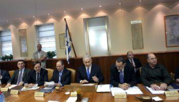 U.S.-convened talks between Israelis and Palestinians are likely to go ahead despite Israeli Prime Minister Benjamin Netanyahu's approval of 455 new homes in West Bank settlements. (Alex Kolomoisky / POOL / Flash90 / JTA)
