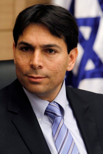 Danny Danon, chairman of World Likud and deputy speaker of the Knesset, owes his rapid political rise in part to his unapologetic Israeli nationalism.  ( Miriam Alster/FLASH90 )