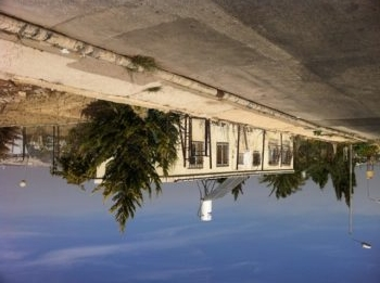 The Israeli government's plan to build 2,600 housing units in the vicinity of the Givat Hamatos neighborhood, seen here, has stirred controversy. (Jessica Steinberg)