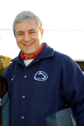 Former Penn State University President Graham Spanier was forced to resign following criticism of his response to the sexual abuse scandal at the school.  (Via Creative Commons)