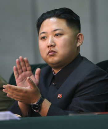 Iran watchers are worried that the reckless gamesmanship of North Korea's Kim Jong-un, shown in an Oct. 9, 2010 photo, will provide a model for the Islamic Republic.  (Creative Commons)