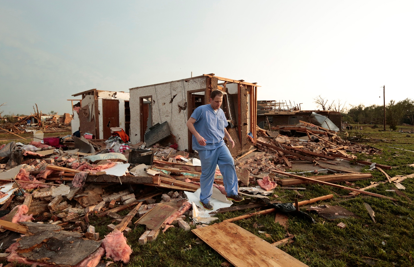Jewish groups join effort to help Oklahoma tornado victims ...
