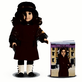 The New American Girl Doll She S Jewish She S Poor And