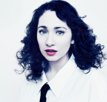 Singer-songwriter Regina Spektor has stayed close to her Jewish roots even as she has achieved mainstream success. (Shervin Lainez)