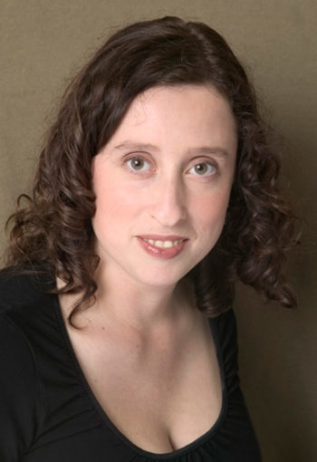 Anya Ulinich was named the 2008 recipient of the Foundation for Jewish Culture's Goldberg Prize for Jewish Fiction by Emerging Writers.  (Courtesy of FJC)