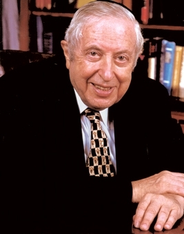 Bernard Lander, founder of Touro College, died in New York on Feb. 8, 2010 at the age of 94. (Touro College)