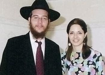 Rabbi Gavriel and Rivkah Holtzberg were remembered as warm, welcoming hosts to their Chabad center in Mumbai. (Chabad.org)