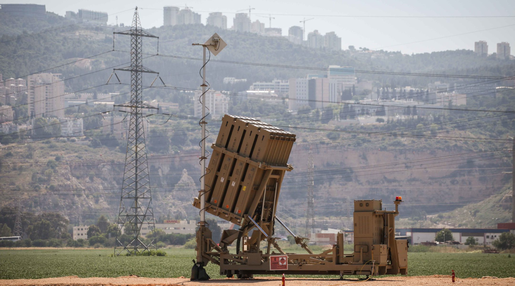 iron dome, israel attacks syria,