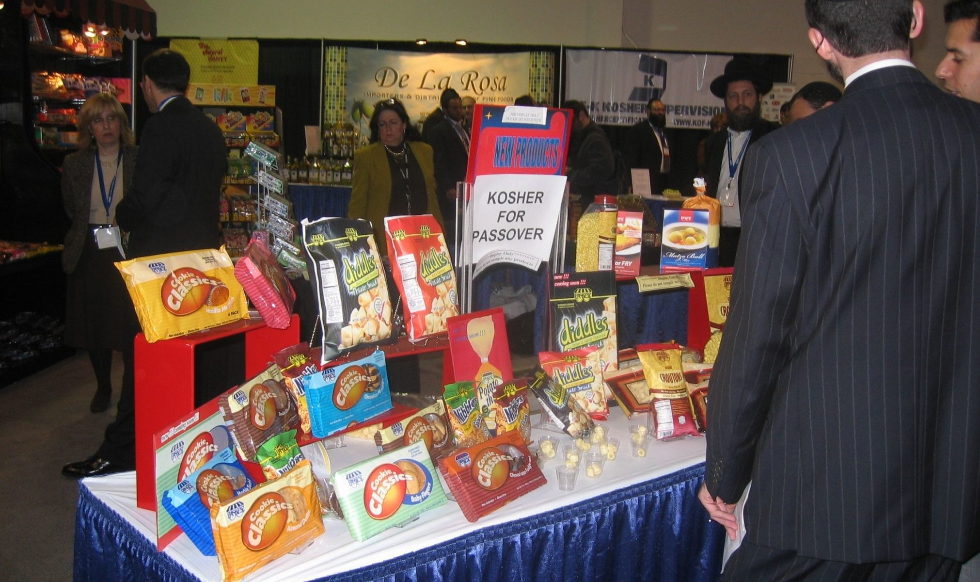 keeping kosher for passover