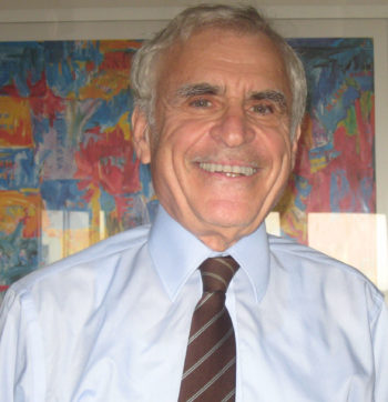 Mel Carroll is a co-creator of genkvetch.com, a social networking site aimed at older Jew. (Courtesy of Marilyn Carroll)