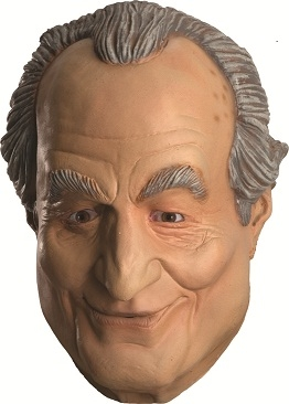 Costume dealers say that sales of Bernie Madoff masks are way down in 2011. ()