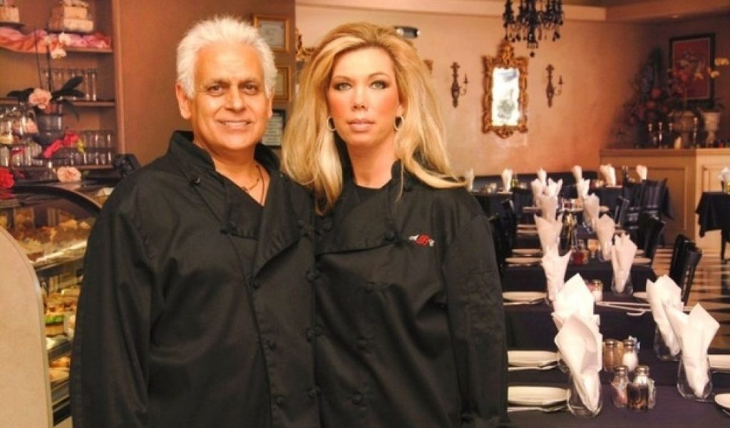 Samy and Amy Bouzaglo of Amy's Baking Company. (Facebook)