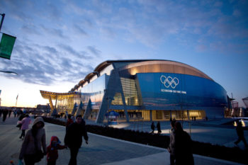 Vancouver's 30,000-strong Jewish community is gearing up to host the thousands of visitors and athletes expected for the start of the Olympic Games on Feb. 12.   (©VANOC/COVAN)