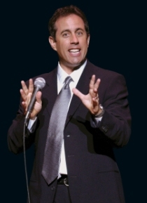 Jerry Seinfeld will emcee the Nov. 13, 2010 gala to celebrate the official unveiling of the renovated National Museum of American Jewish History in Philadelphia. (Courtesy of NMAJH)
