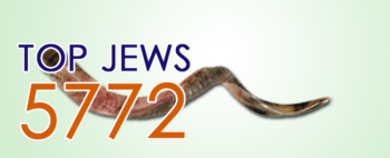 Top 10 Jewish newsmakers for 5772 ()