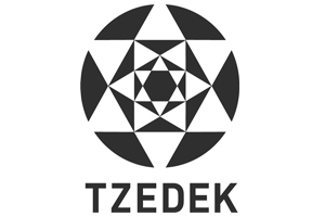 The new certification seal by the Conservative movement's Hekhscher Tzedek Commission: the Magen Tzedek, or Star of Justice.  (Hekhscher Tzedek Commission)