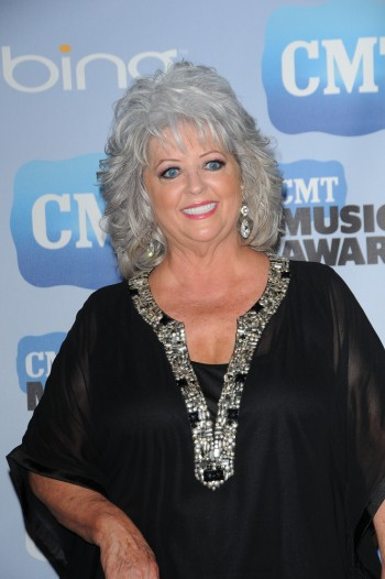 Paula Deen at the 2010 CMT Music Awards in Nashville, Tenn. (Bob Charlotte  / PR Photos)
