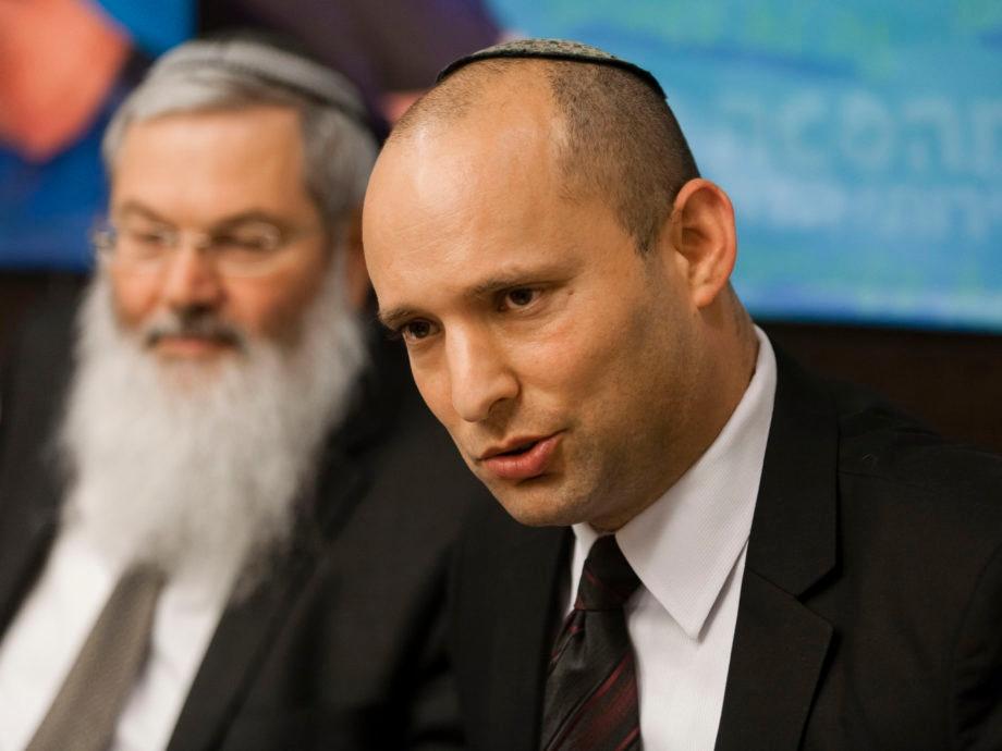 Naftali Bennett, Eli Ben-Dahan