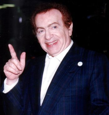 Jackie Mason. (GNU/Creative Commons)