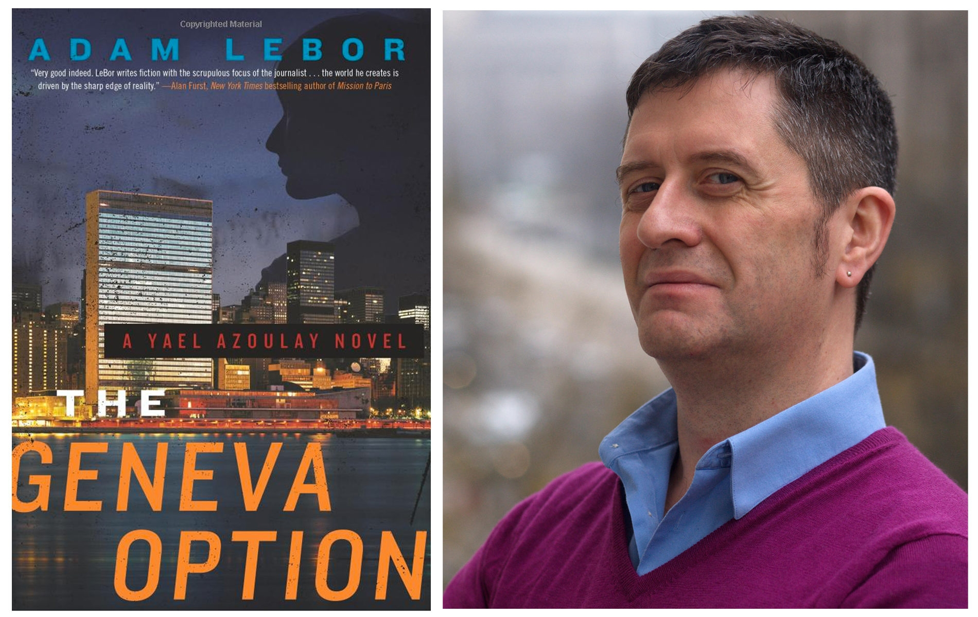 Adam LeBor, The Geneba Option