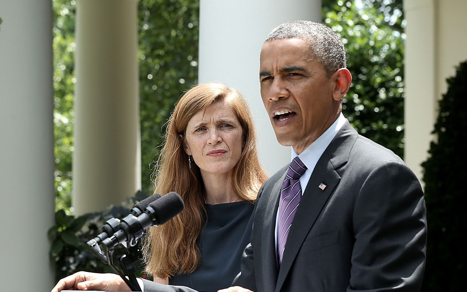 Samantha Power, Obama, Obama Power, Power U.N.