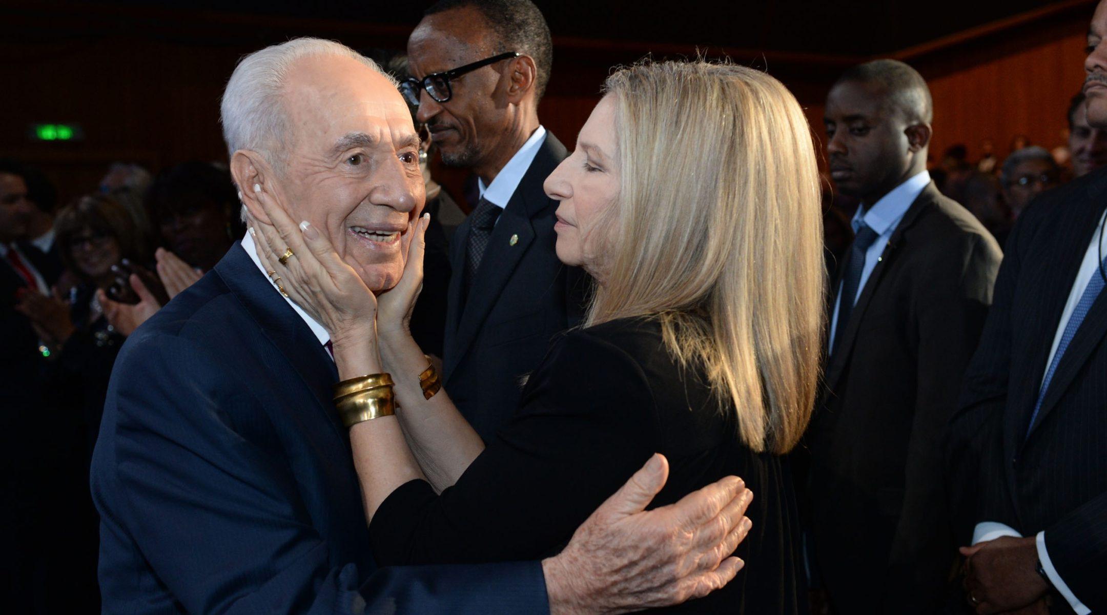 Peres Barbra Streisand