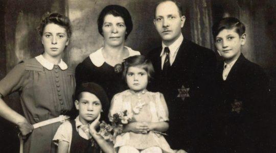 Ruth Konigsberg, Rose Goteiner, holocaust