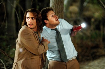 "Franco and Rogen in ""Pineapple Express."" (Sony Pictures)"