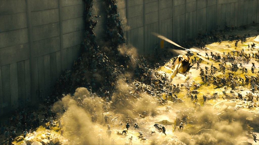 World War Z, World War Z Israel, World War Z Jerusalem