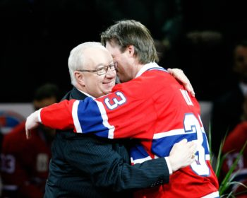Jacques Demers, Jacques Demers  Patrick Roy, Jacques Demers  Maccabiah